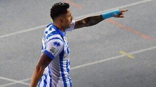 Lapadula, gol, tatuaggi e una fascia in stile Vardy: ecco il bomber che sta per prendere il Milan