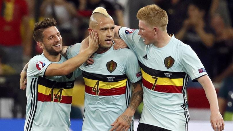 Euro 2016: Belgio favorito con Galles