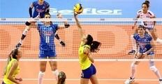 Volley: World Grand Prix, il Brasile vince 3-1 con l'Italia