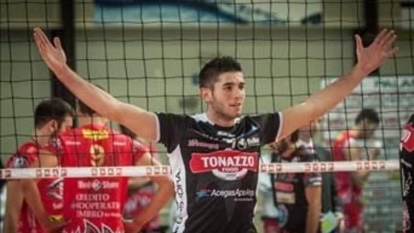 Volley: Superlega, Sora punta su Andrea Mattei