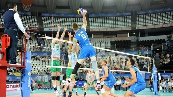 Volley: World League, l'Italia travolge l'Australia