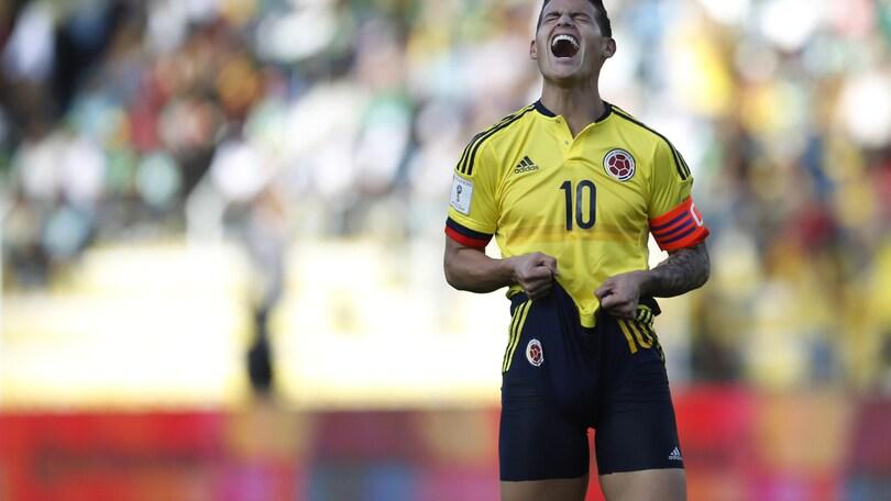 Calciomercato Real Madrid: «Il Psg ha le mani su James Rodriguez»