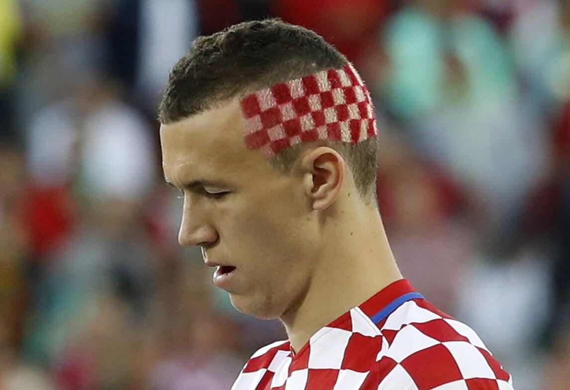"""Croazia-Portogallo, la partita """"a scacchi"""" di Perisic"""