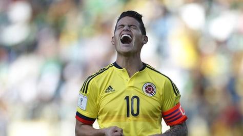 Calciomercato: «L'Inter è stata vicina a James Rodriguez»