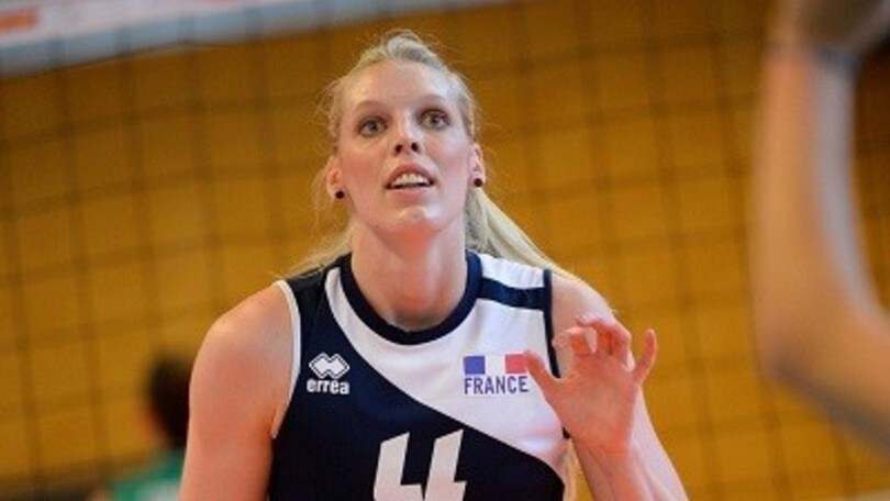 Volley: A1 Femminile, a Bolzano arriva Christina Bauer