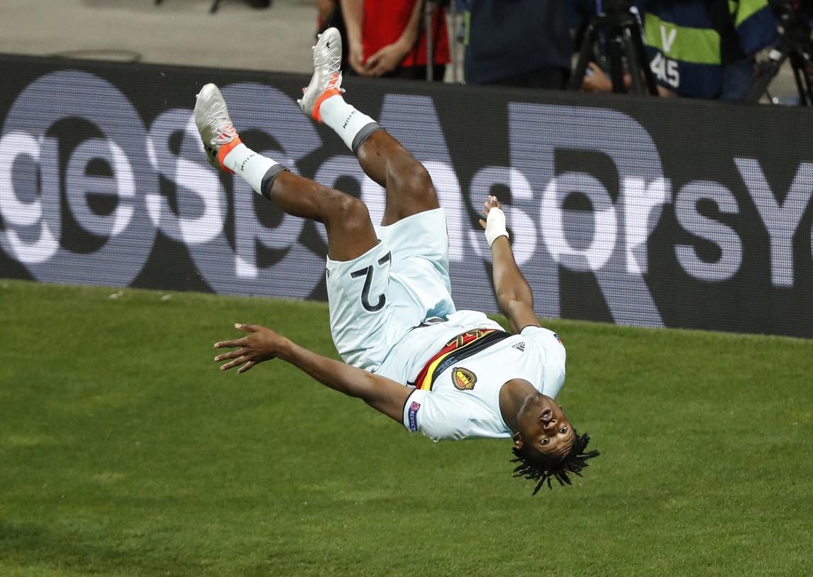 Euro 2016, da Batshuayi gol e capriola... per la Juventus