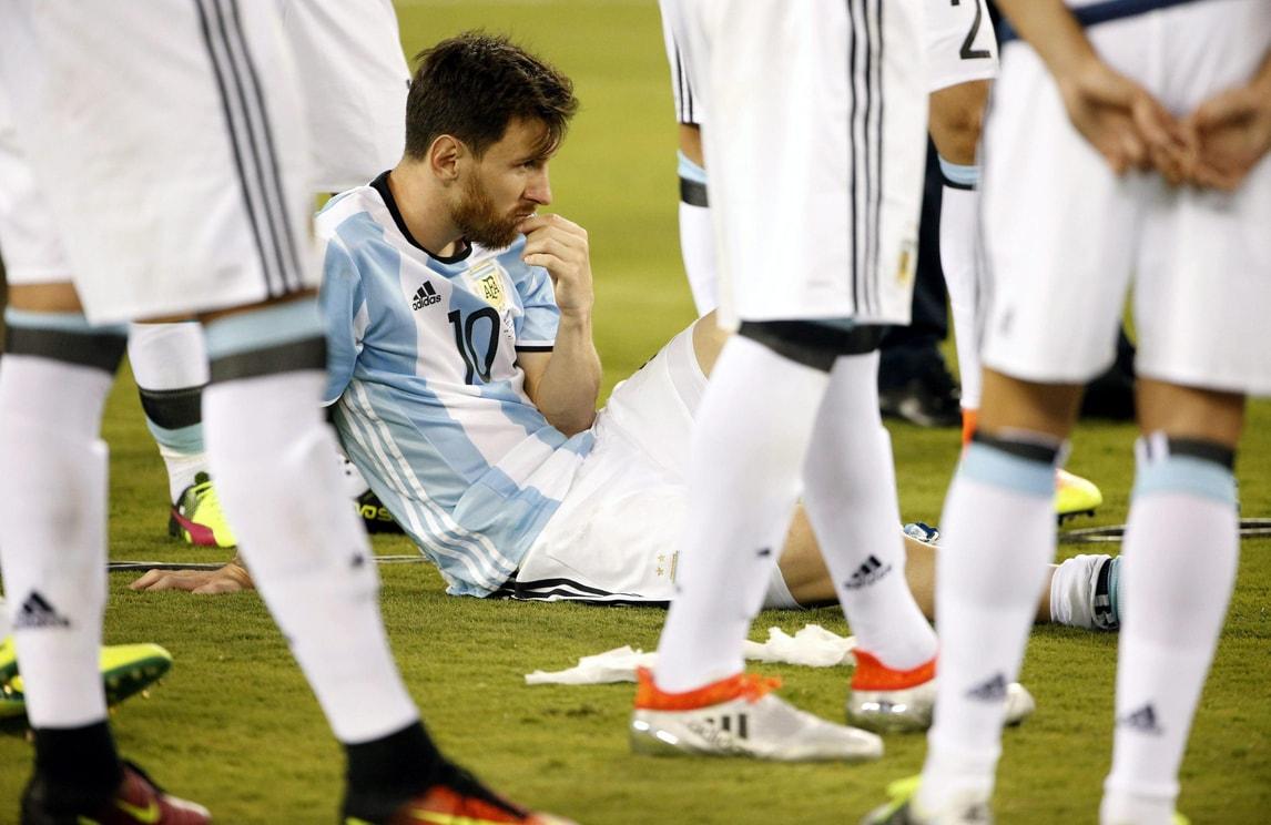 Coppa America, Argentina: Messi sotto choc dopo l'errore dal dischetto