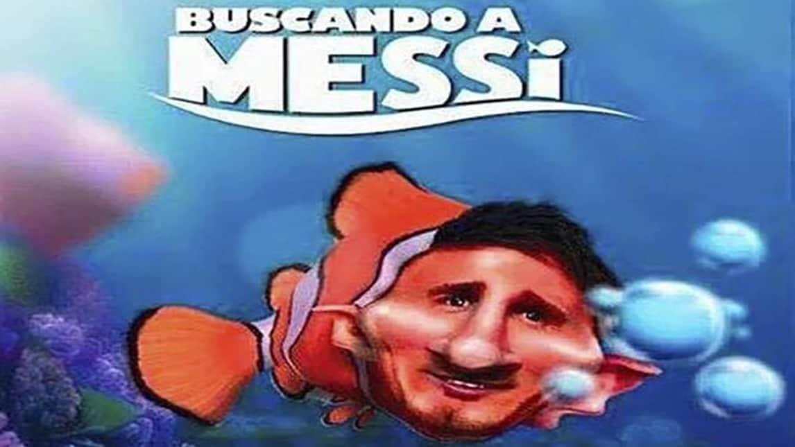 Messi, maledizione Argentina. L'ironia dilaga sui social