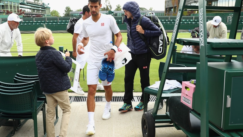 Wimbledon, Djokovic e Williams padroni delle quote