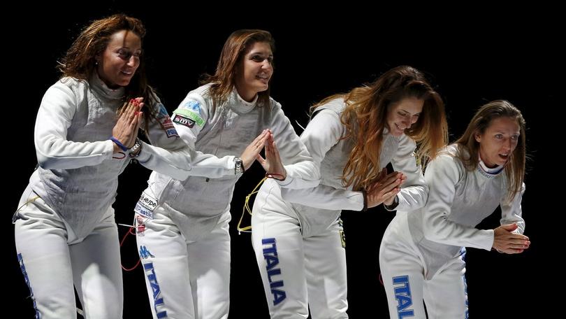 Olimpiadi Rio 2016, Scherma: ufficializzata la delegazione Azzurra