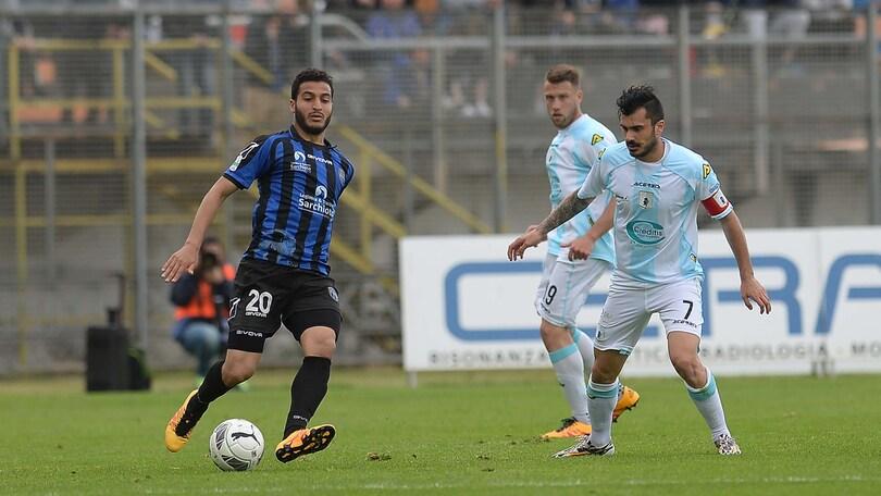 Calciomercato Latina, Ammari a un passo dal Chievo