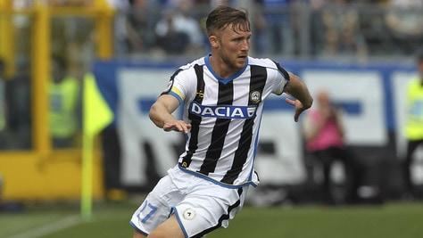 Serie A Udinese, Widmer out: operato alla clavicola