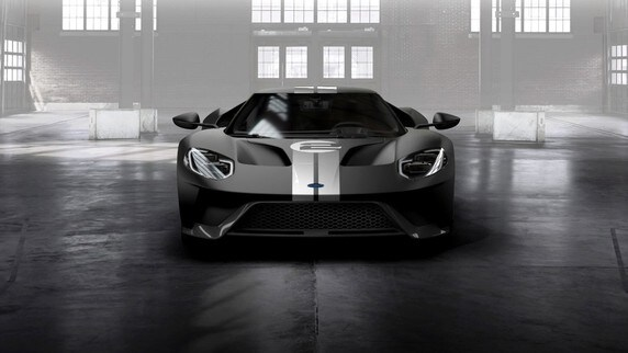 Ford GT '66 Heritage Edition: foto