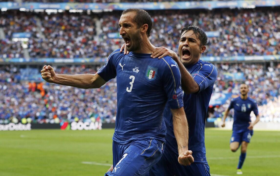 Euro 2016, Italia-Spagna 2-0: azzurri micidiali, volano ai quarti!