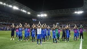 Emozione Islanda: l'esultanza con i tifosi è da brividi