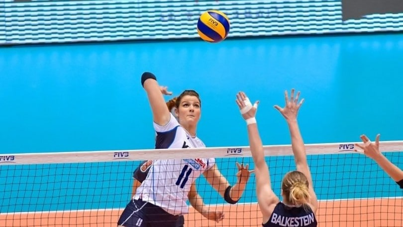Volley: A1 Femminile, il Bisonte si rinforza al centro con Melandri