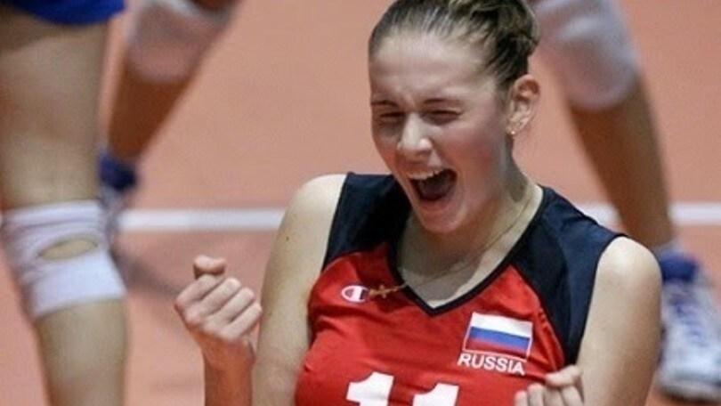 Volley: A1 Femminile, Irina Smirnova al Saugella Team Monza