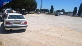 Montpellier, la situazione all'esterno del ritiro azzurro