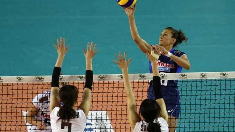 Volley: A1 femminile, Lucia Bosetti approda a Casalmaggiore