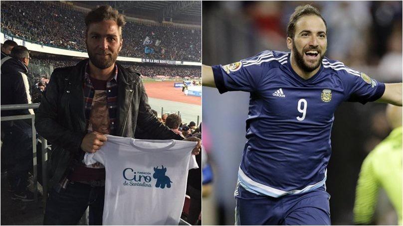 Napoli, il fratello di Higuain: «Così Gonzalo non rinnova»