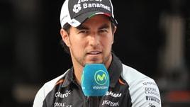 F1 Racing Point, Perez: «Stroll è un pilota di talento»