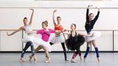 Puma official active wear partner del New York City Ballet