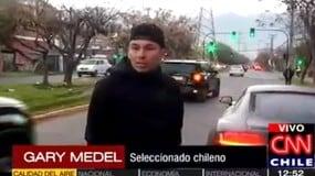 Medel al giornalista: «Lasciami tranquillo. Devo chiamare i miei amici?»