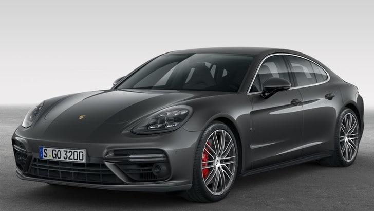 Porsche Panamera, la limousine è diventata sportiva