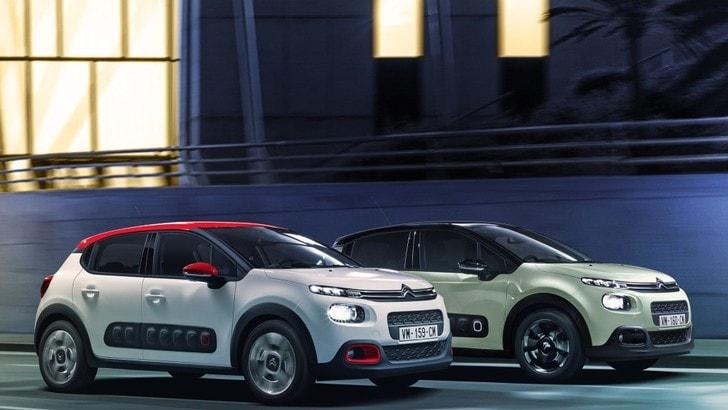 Citroën C3, social e connessa
