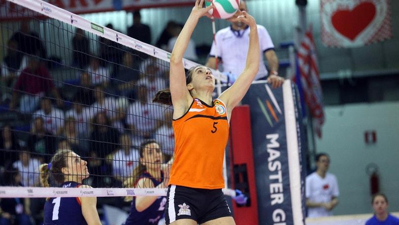 Volley: A1 Femminile, Martina Balboni torna a Monza