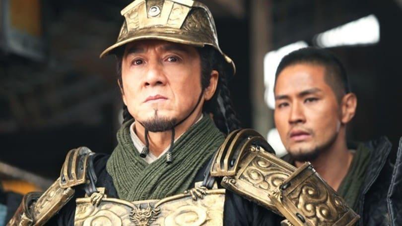 Dragon Blade, Antica Roma e Cina si incontrano