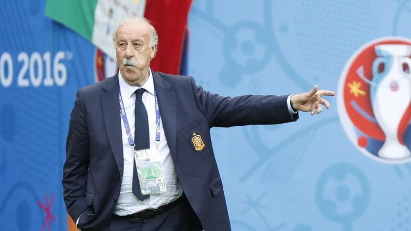 Euro 2016 Spagna, ufficiale l'addio di Del Bosque: «Decisione presa da tempo»