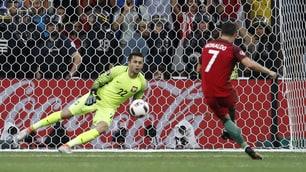 Euro 2016, Polonia-Portogallo 1-1 (4-6 d.c.r.): Ronaldo vince il duello con Lewandowski
