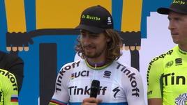 Sagan smemorato, non ricorda i nomi dei compagni...