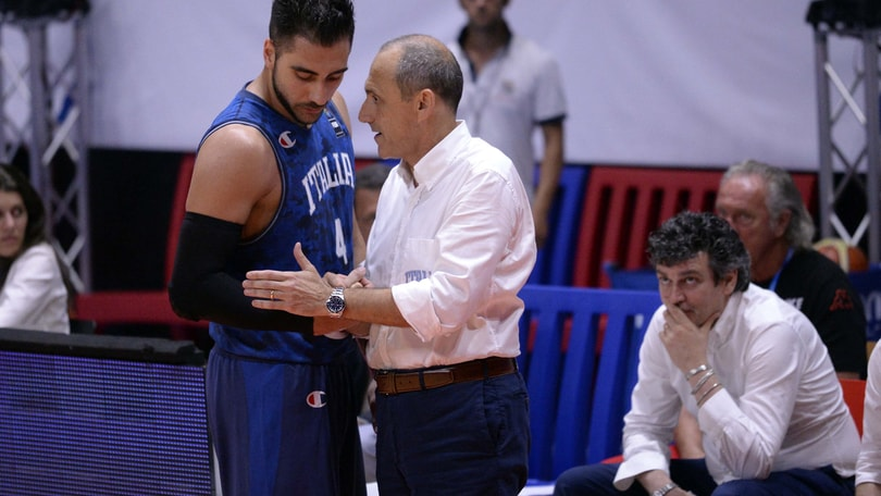 Basket, i 12 per Torino: la sorpresa Tonut