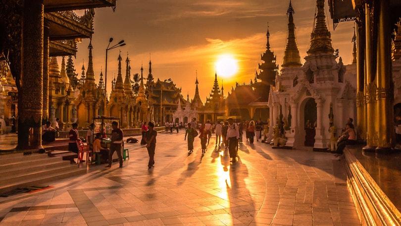In vacanza tra Giappone e Birmania