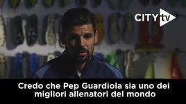 """Nolito: """"Guardiola uno dei migliori"""""""