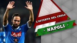 Napoli, 60 mln più giocatori per Higuain