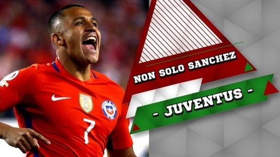 Juve, obiettivo Sanchez ma non solo