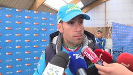 """Nibali: """"Al Tour il capitano è Aru. Io..."""""""