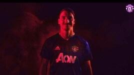 Manchester United, ecco Ibrahimovic: «It's Zlatan time»