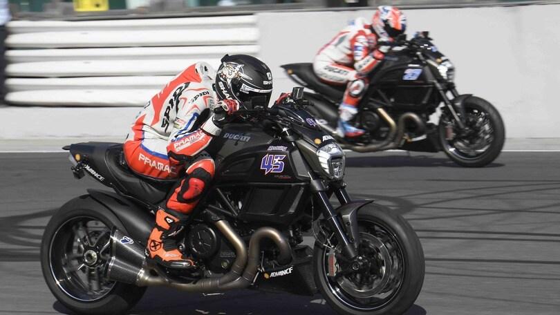 World Ducati Week, Drag Race: Redding più veloce di Stoner