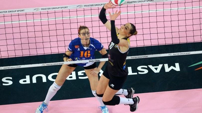 Volley: A1 Femminile, Pincerato palleggerà per Bolzano