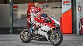 World Ducati Week: Stoner svela la 1299 Panigale S Anniversario<br />