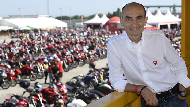 """World Ducati Week, Domenicali: """"Numeri da record grazie alla nuova filosofia"""""""