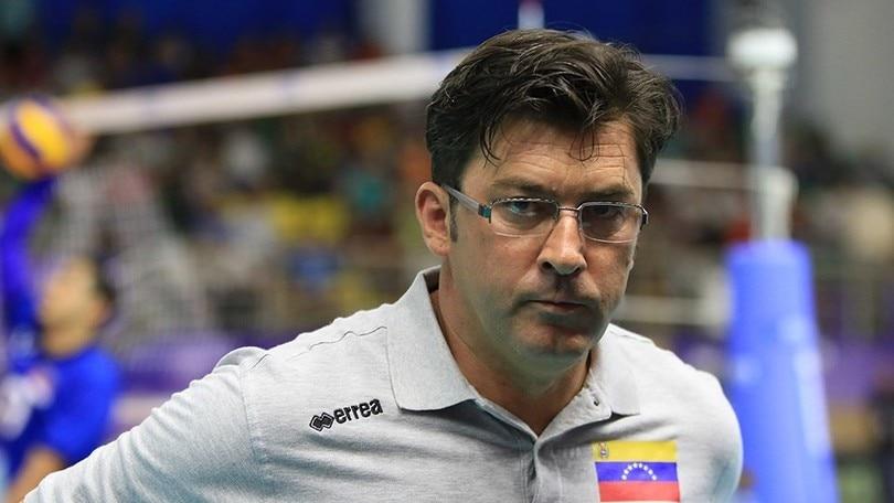 Volley: Superlega, Vincenzo Nacci nuovo allenatore di Latina
