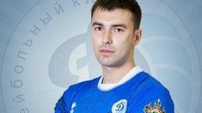 Volley: Superlega, Sora sceglie il russo Kalinin