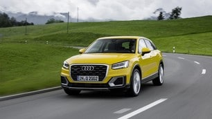 Audi Q2, info e prezzi: foto