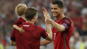 Euro 2016, l'Uefa dice no ai festeggiamenti in campo con i figli