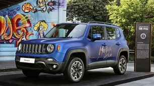 Jeep e Garage Italia Customs: foto